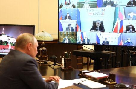 Президент России поручил внедрить единый подход к защите школ