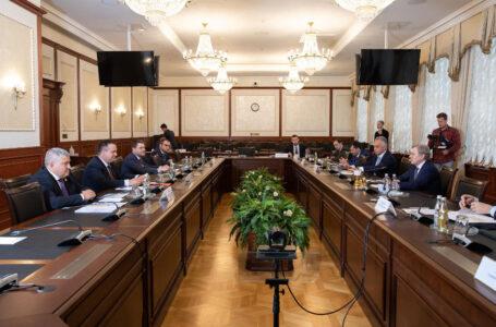 Минтранс РФ рассмотрит транспортные проекты Новгородской области