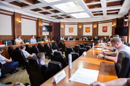 В Ставрополе обсудили, как повысить безопасность ТЭК и транспорта